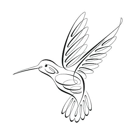 447x450 Found On Google Hummingbird Tattoo Found On Google