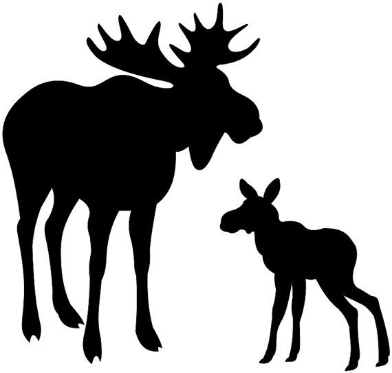 Hunting Silhouette Clip Art