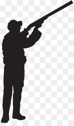 260x440 Hunting Silhouette Clip Art