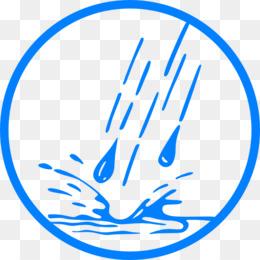 260x260 Free Download Drop Drawing Silhouette Rain Clip Art
