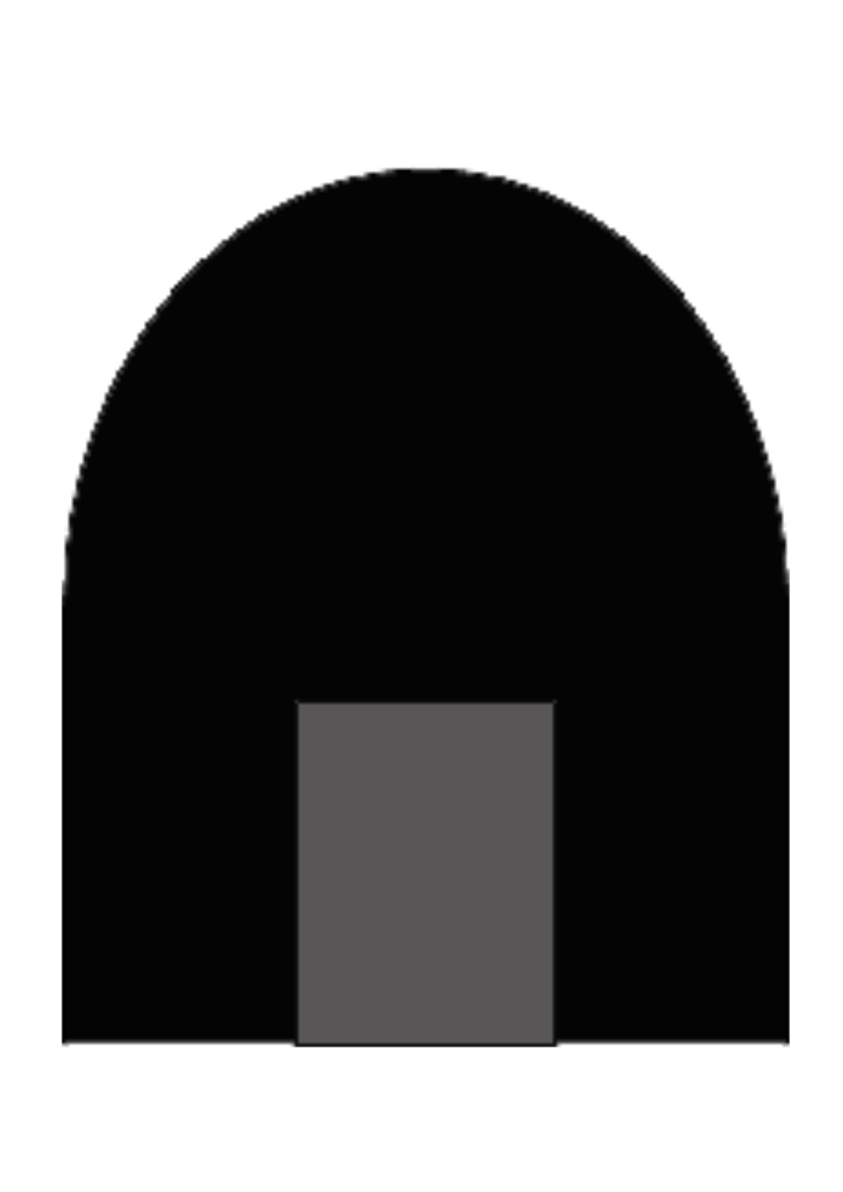 Hut Silhouette