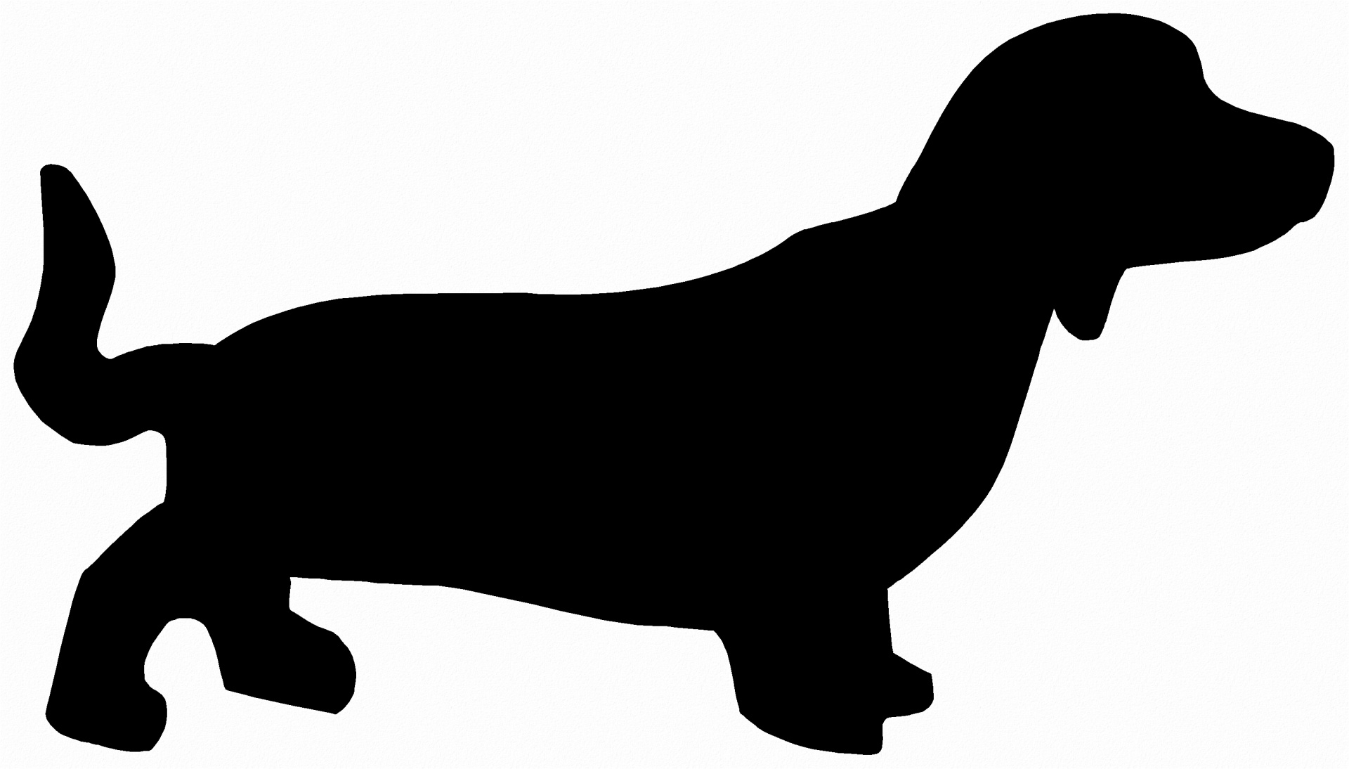 1920x1094 Silhouette Of An Animal Free Stock Photo