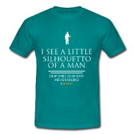 190x190 Little Silhouette Of A Man Holding A Mango By Misnomer Spreadshirt