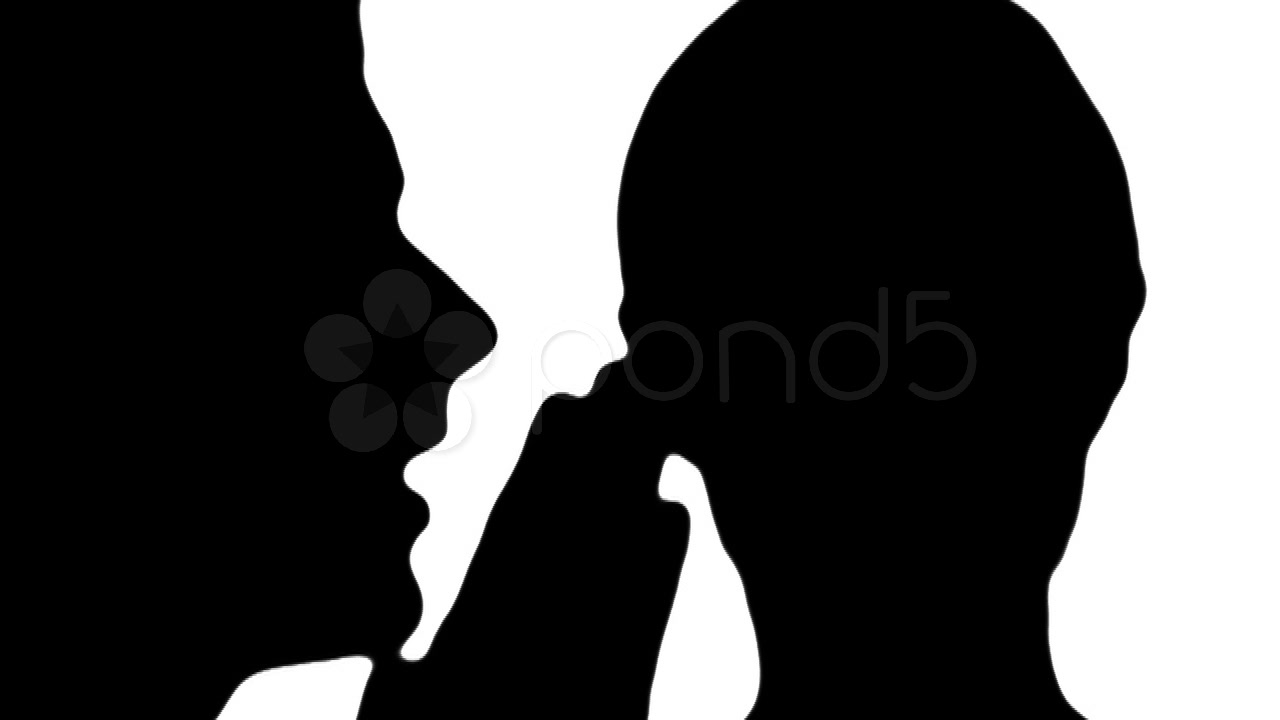 1280x720 Man And Woman Whisper