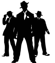 236x270 Roaring 20s Silhouettes Clip Art Clipart It's A Party