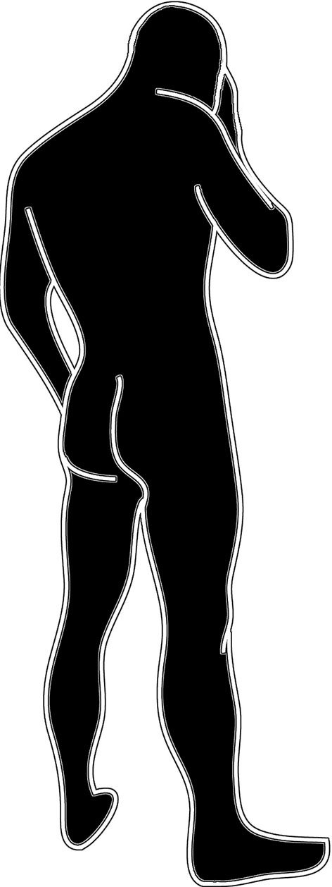 472x1258 Body Silhouettes