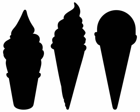 570x456 Ice Cream Svgice Cream Clipartsoft Serve Svgice Cream