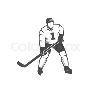 320x320 Hockey Goalie Elements. Skull, Helmet, Mask, Hockey Stick. Puck