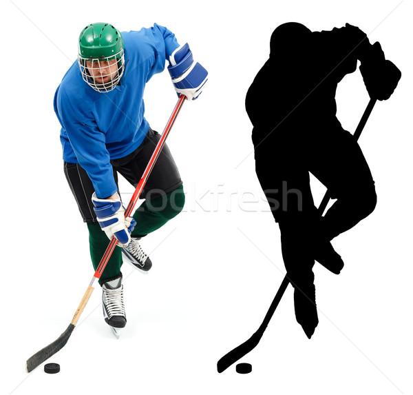 600x573 Ice Hockey Uniform Stock Photos, Stock Images And Vectors Stockfresh