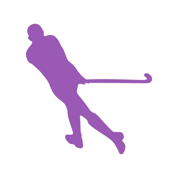 600x600 Ice Skating Silhouette Cuttable Design