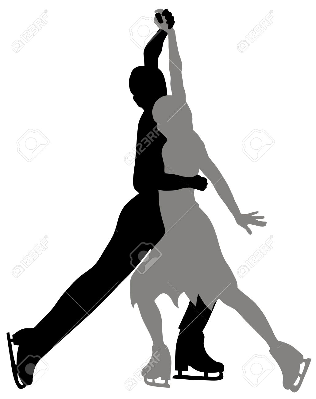 1030x1300 Pairs Figure Skating Clipart Amp Pairs Figure Skating Clip Art