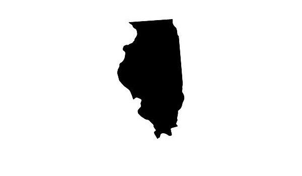 Illinois Silhouette