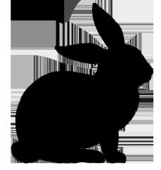 229x242 Animal Silhouette, Silhouette Clip Art