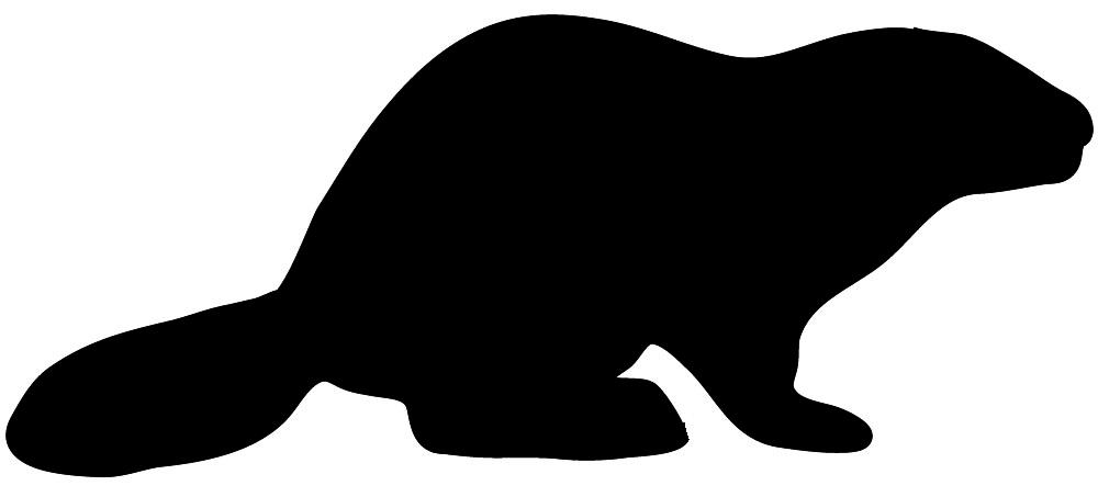 1000x453 Animal Silhouette, Silhouette Clip Art