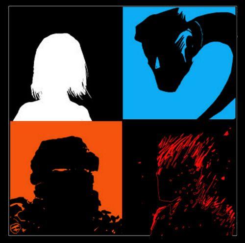 500x495 Fantastic Four Re Mix, Part Six Hot Pursuit! Dork Forty!