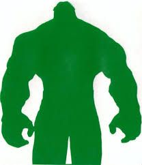 208x242 Image Result For Hulk Silhouette Boone's Bedrooms
