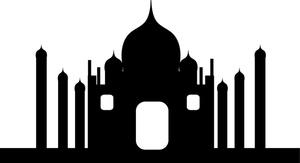 300x163 Free Taj Mahal Clipart Image 0515 1012 0719 5303 Acclaim Clipart