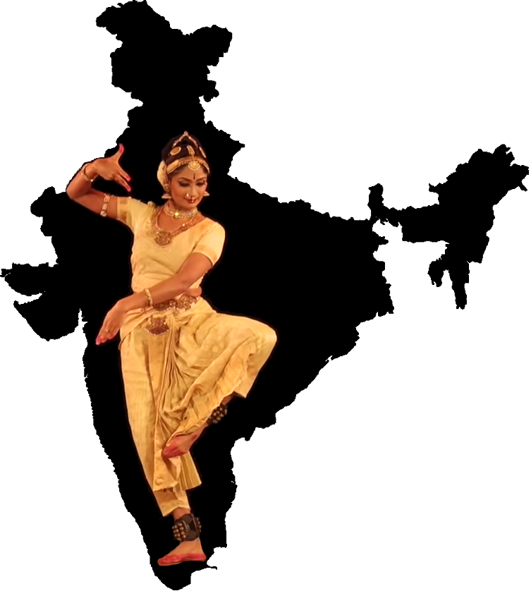 753x838 Golf Charlie Papa The Elegance Of An Indian Dance, In Motion