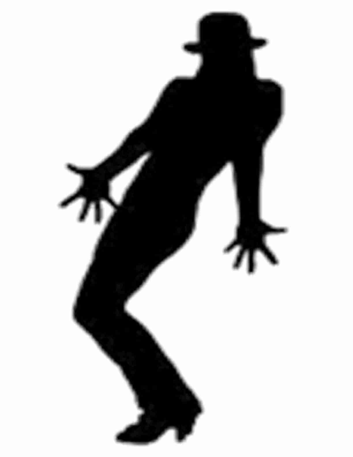 1224x1584 Jazz Dancer Silhouette Clip Art