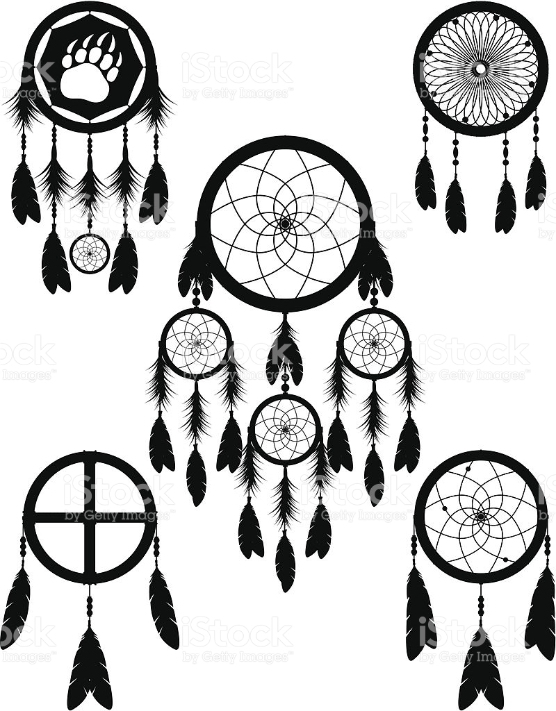 800x1024 Dreamcatcher Clipart Cherokee Indian