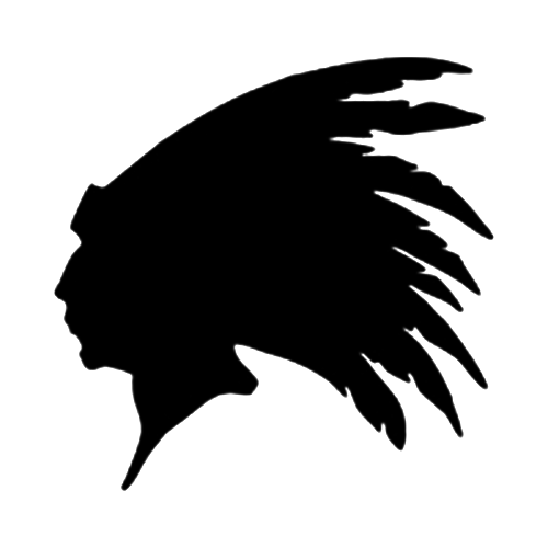 500x500 Pictures Indian Chief Silhouette,