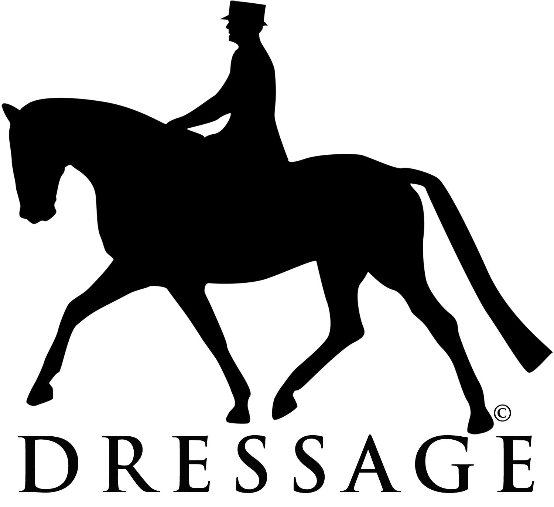 1500x1370 Dressage Horse Clipart