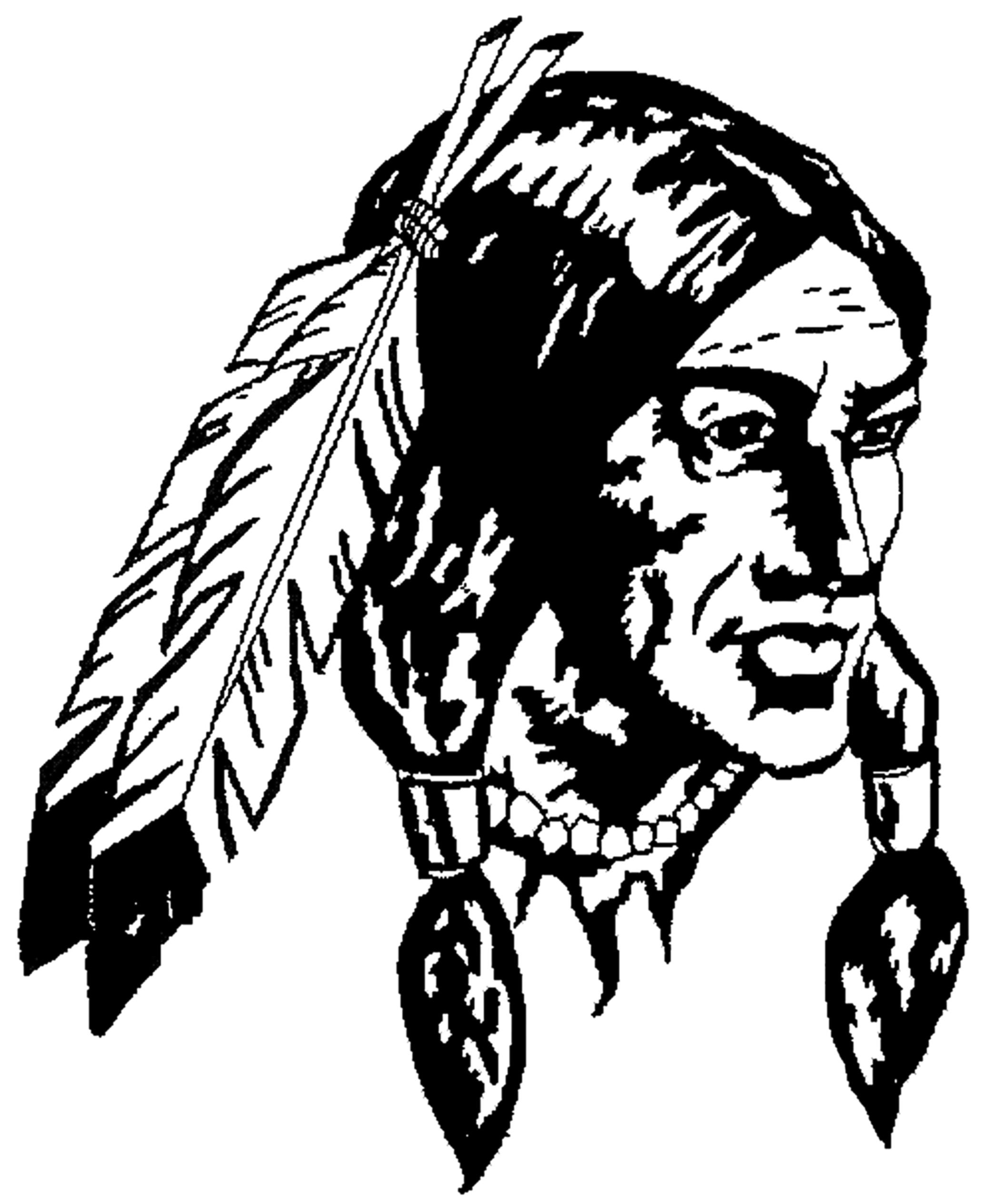 2092x2529 Clip Art Indian Head Clip Art