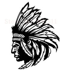 236x236 Gallery For Gt Indian Chief Mascot