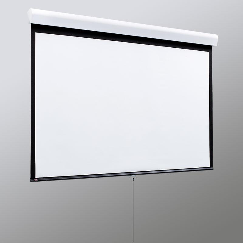 800x800 Silhouette M Manual Projection Screen Draper, Inc.