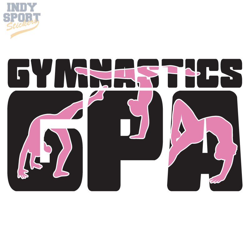 800x800 Gymnastics Grandpa Multiple Color With Gymnastic Silhouettes