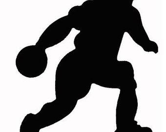 340x270 Basketball Svg Files, Basketball Player Silhouette, Basketball