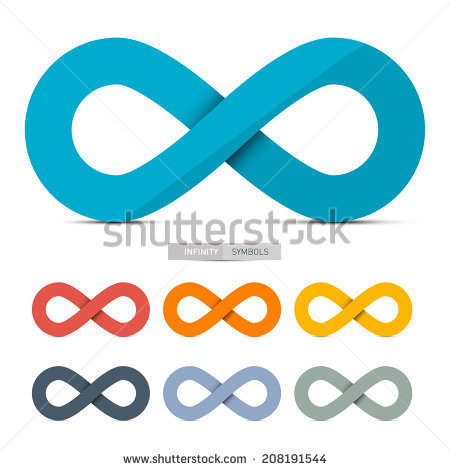 Infinity Symbol Silhouette At Getdrawings Free For Personal