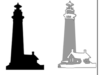 320x239 Free Lighthouse And Tutorial Showing How To Create This File