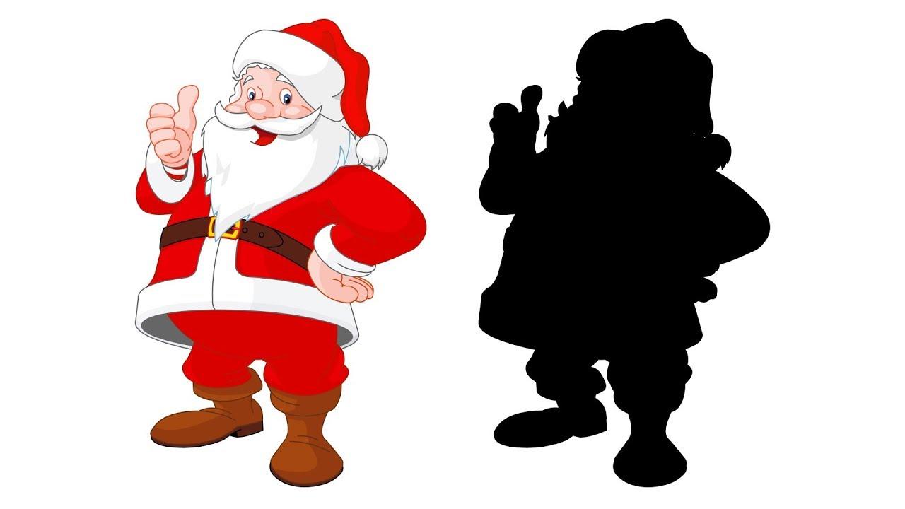 1280x720 Inkscape Silhouette Tutorial (And A Google Secret Santa!)