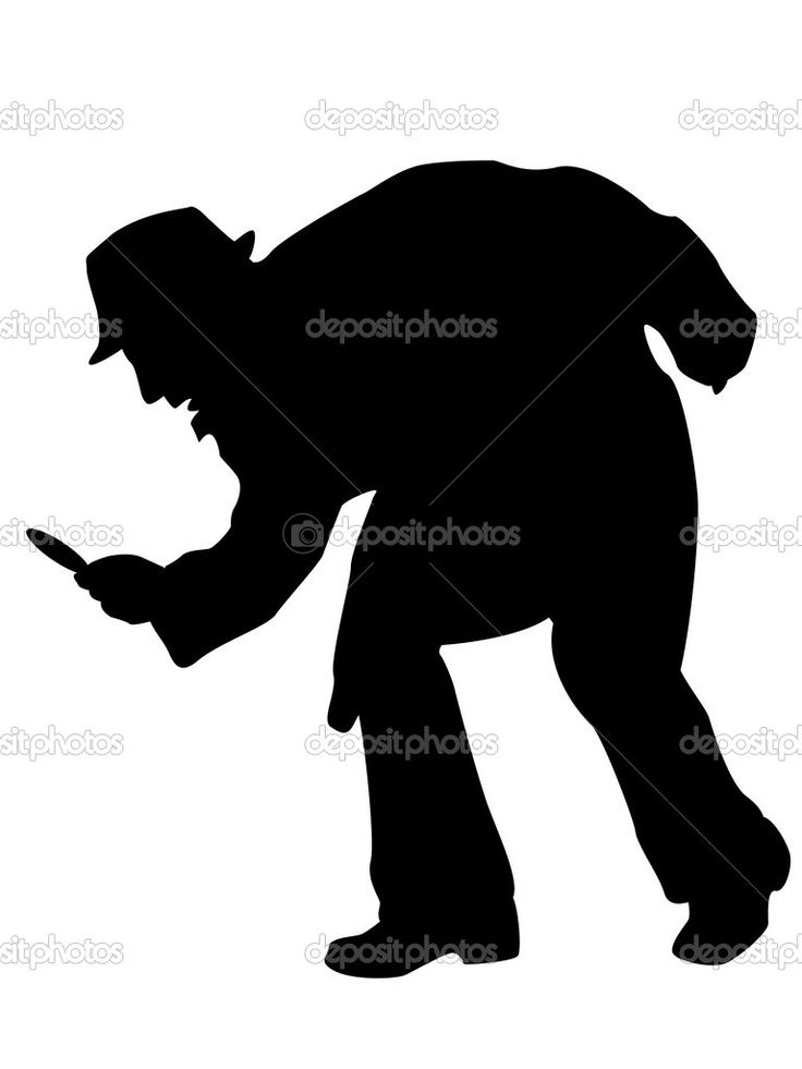 Inspector Silhouette