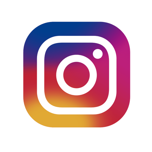 512x512 Instagram Icon Colorful