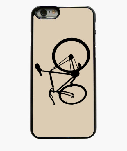437x520 Fixie Silhouette Iphone Cases