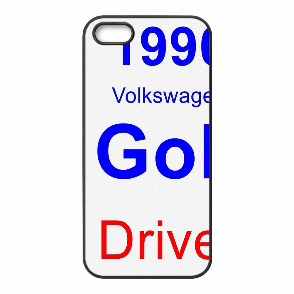 1000x1000 Phone Vw Golf Silhouette Volkswagens For Apple Iphone 4 4s 5 5c Se