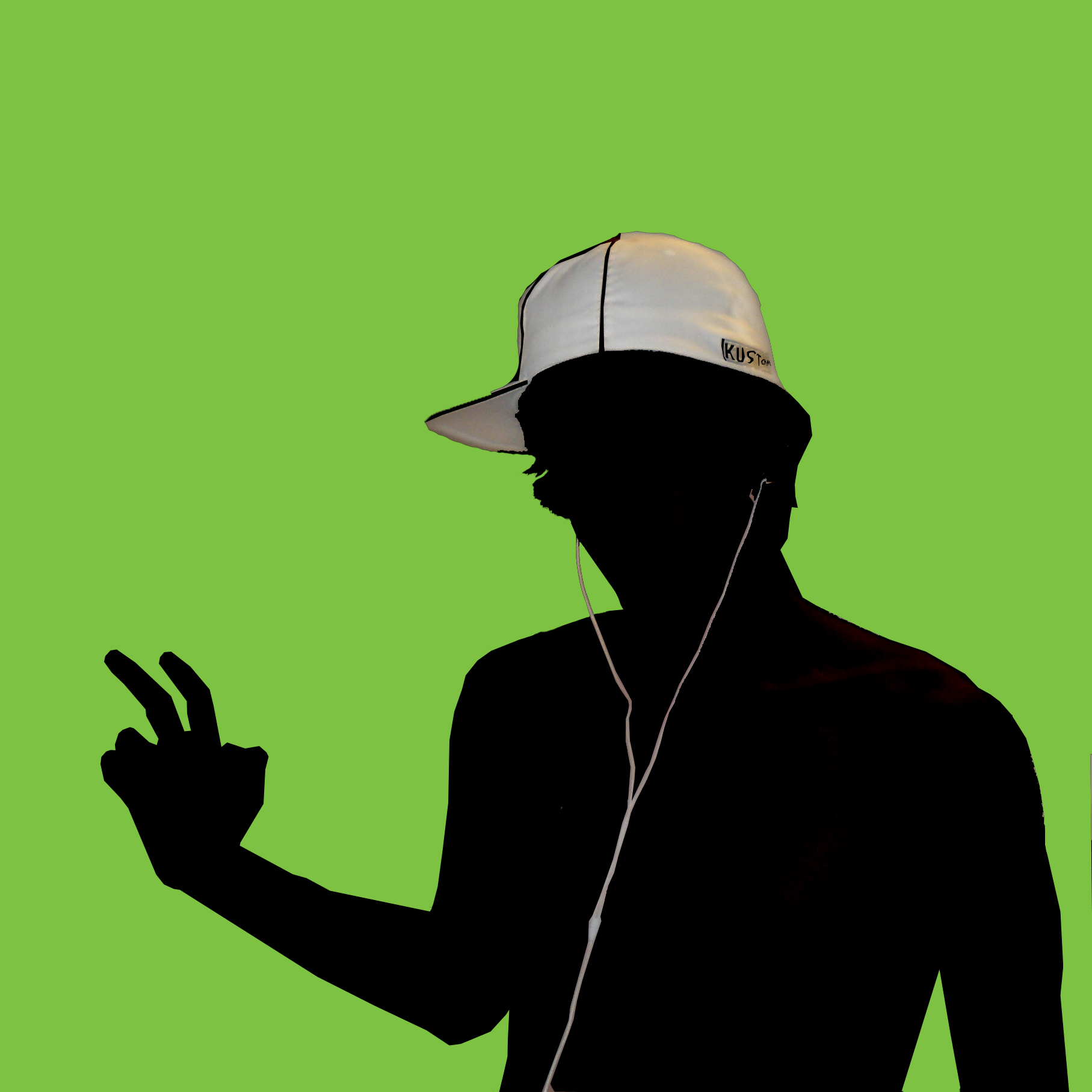 1815x1815 Ipod Silhouette By Ps Mutilation