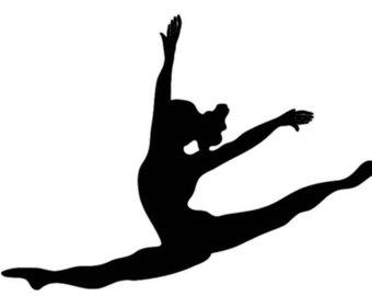 340x270 Dancer Silhouette Etsy