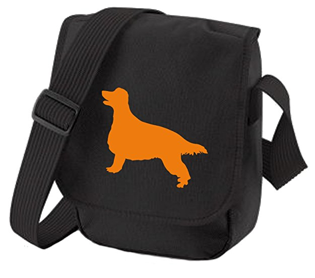 625x553 Irish Setter Bag Reporter Bag Shoulder Bag Red Setter Silhouette