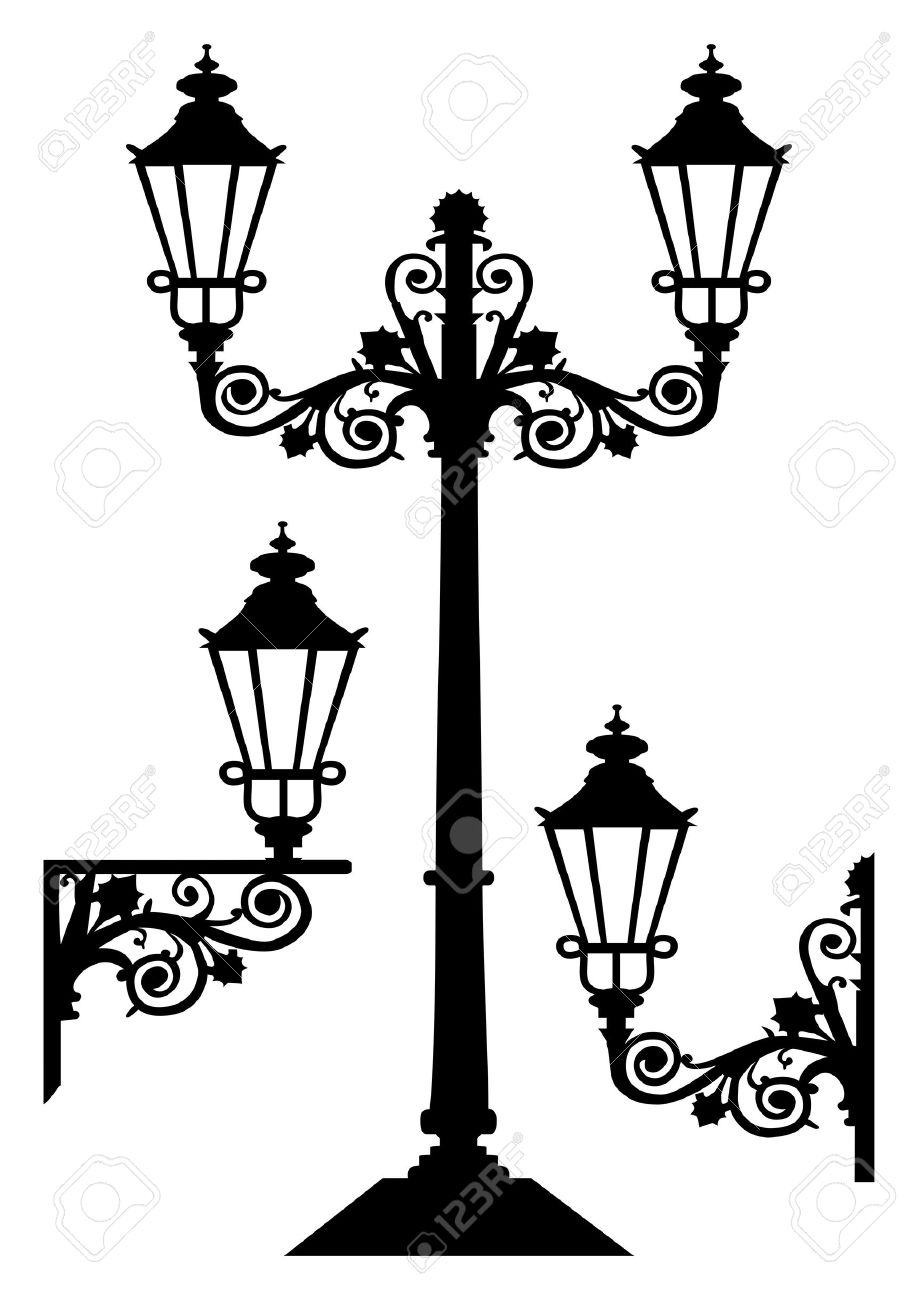 918x1300 Lamp Post Clipart Wall Lamp Many Interesting Cliparts
