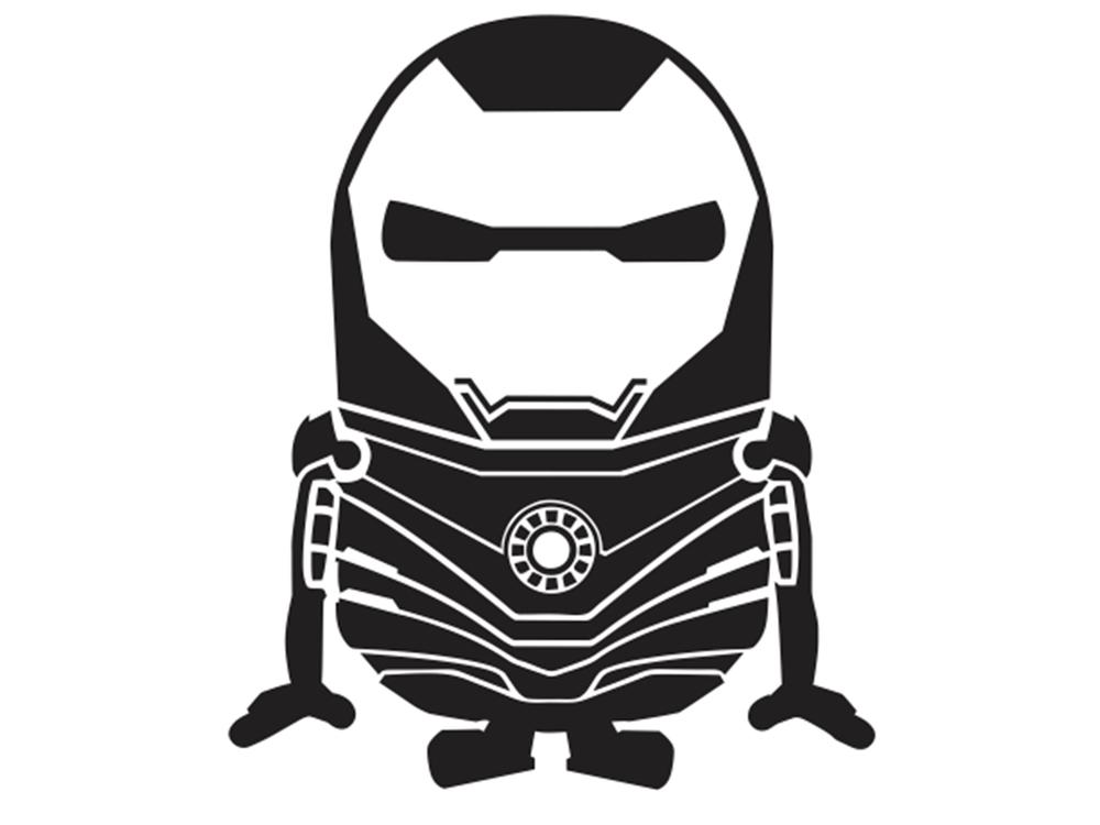 1000x750 Iron Man