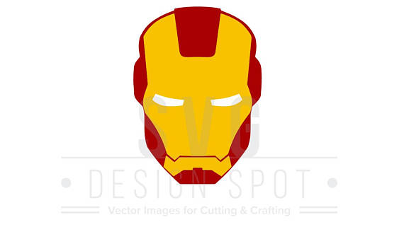 iron man silhouette vector at getdrawings com