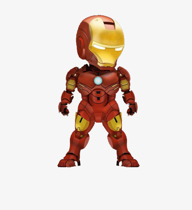 650x710 Brave Iron Man!, Iron Man, Brave, Justice Png Image And Clipart