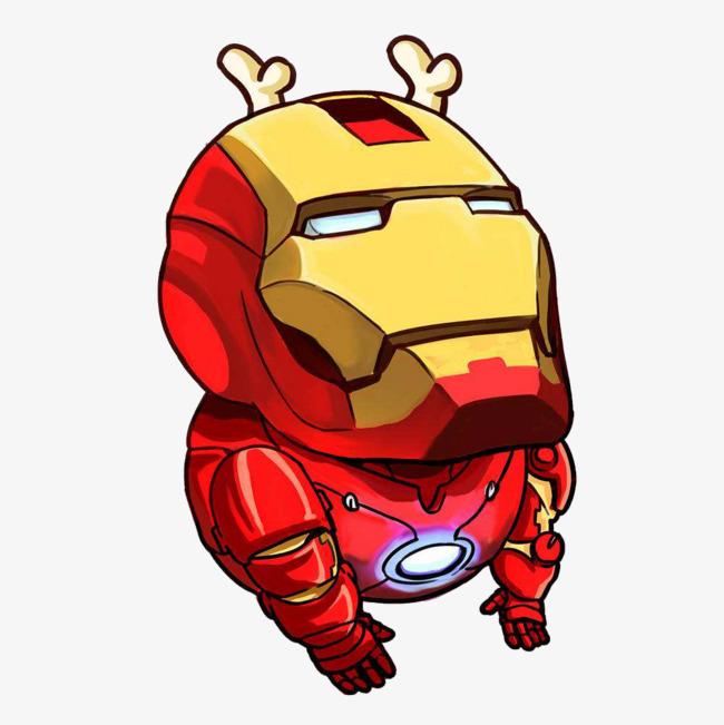 650x651 Cartoon Iron Man, Cartoon, Lovely, Iron Man Png Image And Clipart