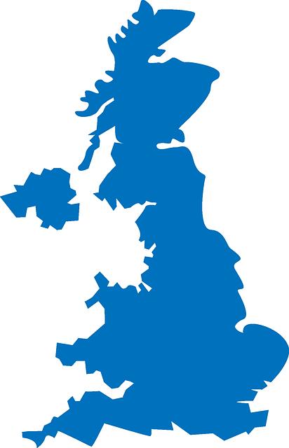 412x640 Blue, Outline, Map, Scotland, Silhouette, Island