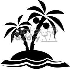 236x232 Tropical Island Clip Art Images Tropical Island Stock Photos