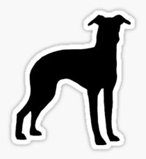 210x230 Italian Greyhound Silhouette Gifts Amp Merchandise Redbubble
