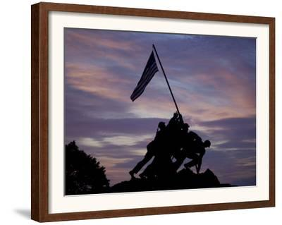400x319 Iwo Jima Memorial (Photography) Posters For Sale